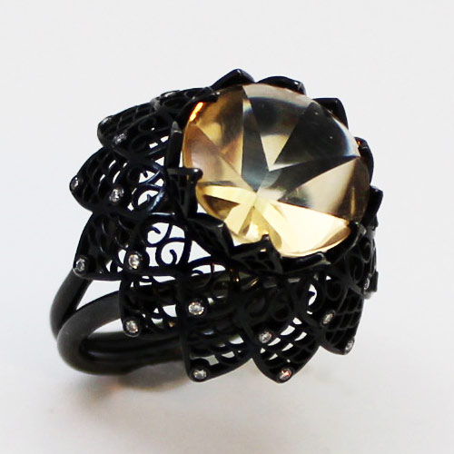 Cintrine-Black-Lace-Ring