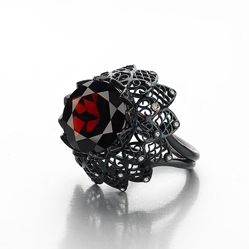 Garnett-Black-Lace-RIng